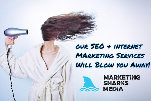 Marketing Sharks Media SEO Services