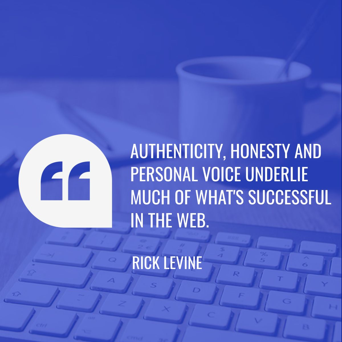 quote - authenticity