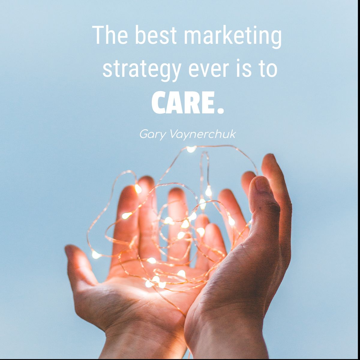 quote - best marketing strategy